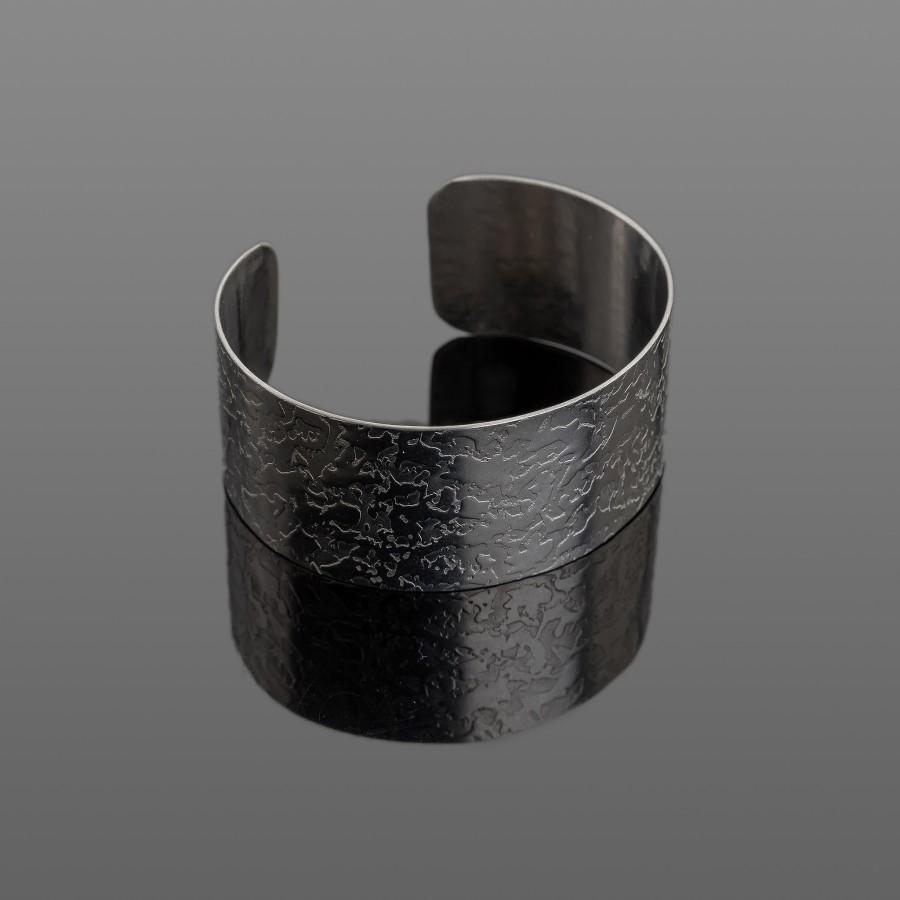 Nerūdijančio plieno apyrankė su raštu 29 mm