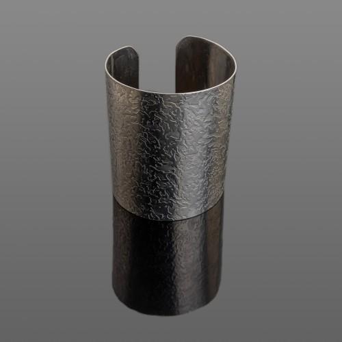 Nerūdijančio plieno apyrankė su raštu 72 mm